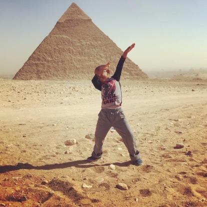 aPyramids